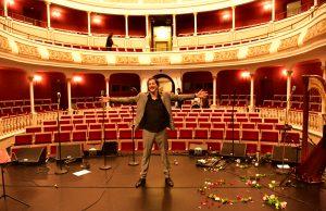 Frank Keller Jubiläumskonzert `30 Jahre Rampenlicht´ im Stadttheater Aschaffenburg