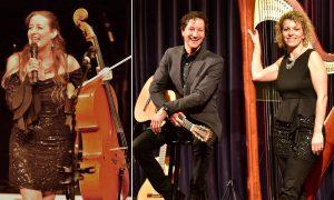 SAITENTRÄUME (Gitarre + Harfe/Cello)